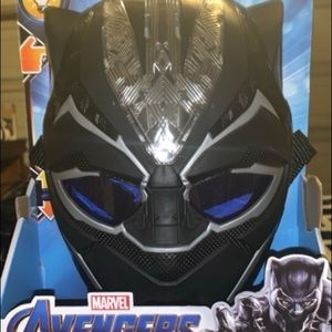 Black panther toy
